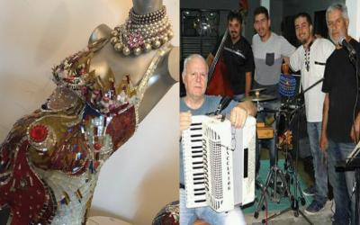 EXPOSICIóN DE ARTE Y MúSICA «Nogoya en Rosario»