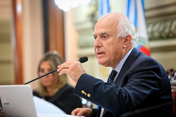 Miguel Lifschitz, un dirigente de convicciones democráticas que dió continuidad y fortaleció las políticas de Salud